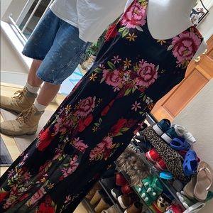 KorMei dress with shorts